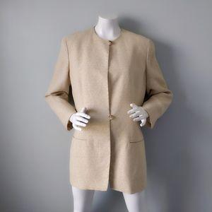 VTG Emanuel Ungaro Brocade Long Blazer